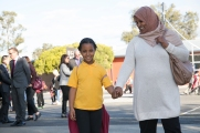"Deer Park North Primary School ""Gratitude Garden"" launch, Western Melbourne Regional Development Australia"