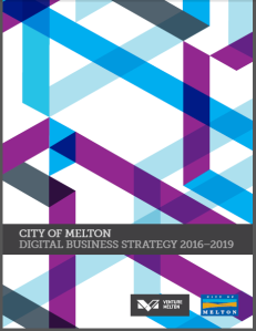 City of Melton, Digital Business Strategy 2016-2019